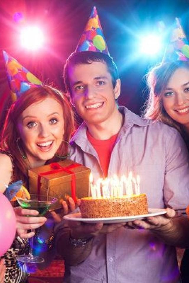 Веселые конкурсы на день рождение 25 лет девушке