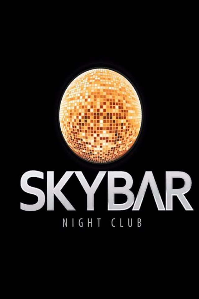 Skybar night club | Kyiv, Ukraine (En for foreigners)