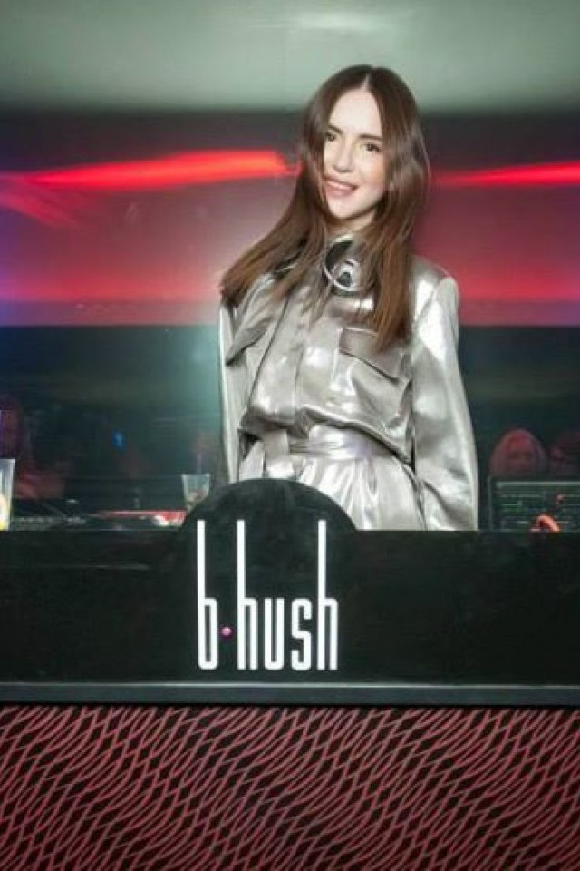 B-hush lounge bar