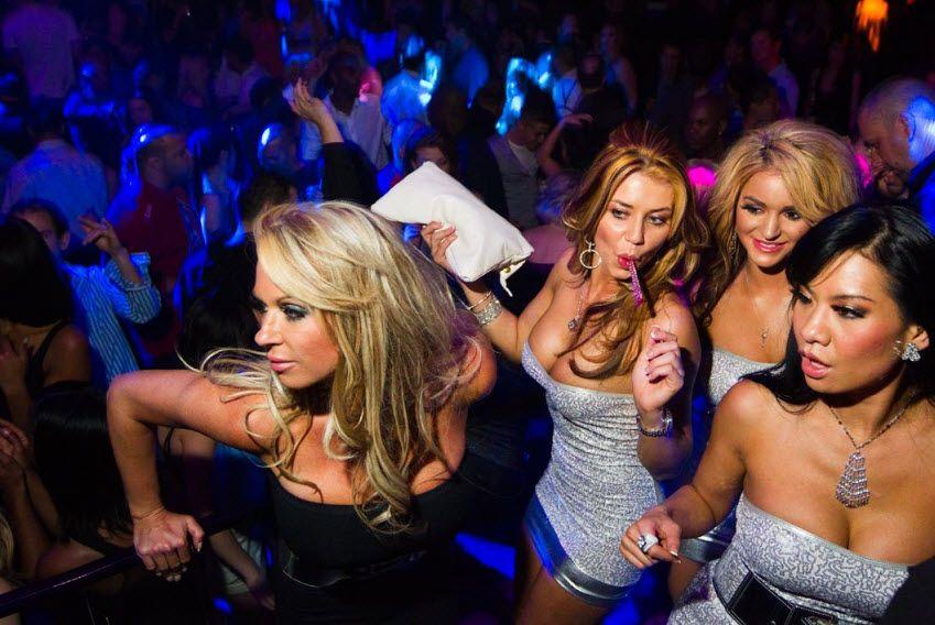 Что ищут девушки в ночных клубах хостел в клубе москва